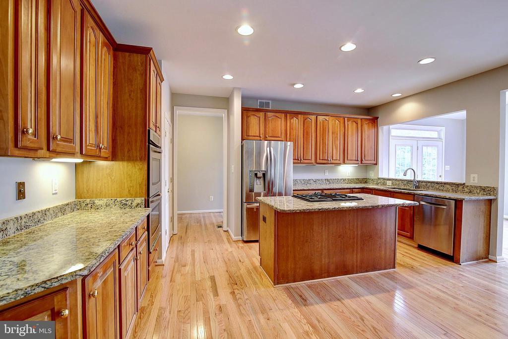 Gourmet Kitchen/Granite Countertops - 21368 STURMAN PL, BROADLANDS