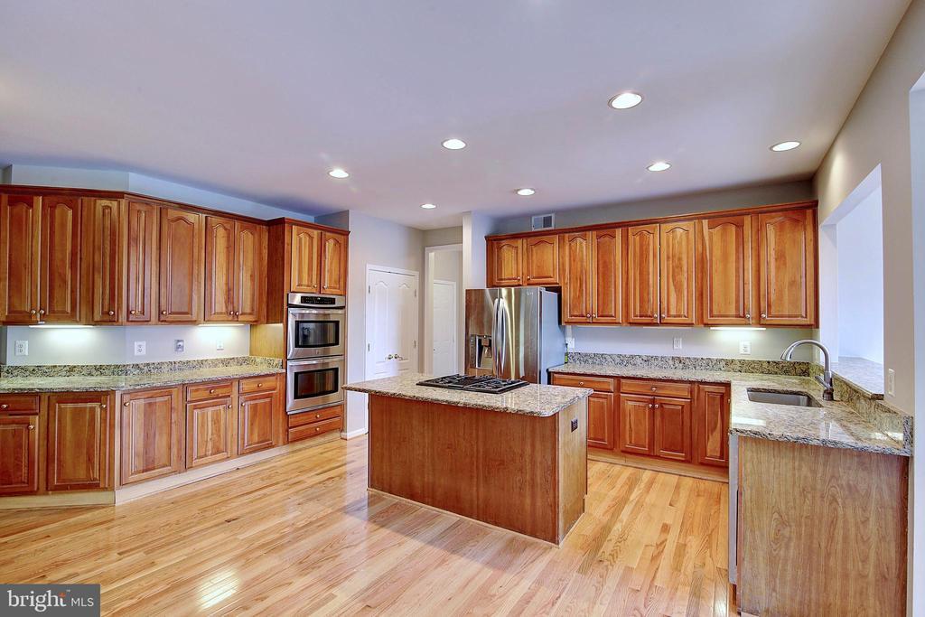 Large Kitchen, Stainless Steel Appliances - 21368 STURMAN PL, BROADLANDS