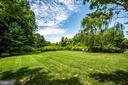 Large Backyard - 909 MADISON ST, FREDERICKSBURG