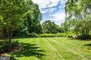 Plenty of backyard on 3-4 city lots - 909 MADISON ST, FREDERICKSBURG