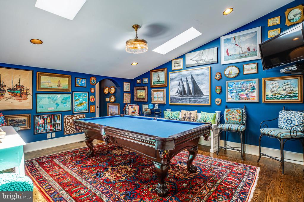 Pool Table Room - 909 MADISON ST, FREDERICKSBURG