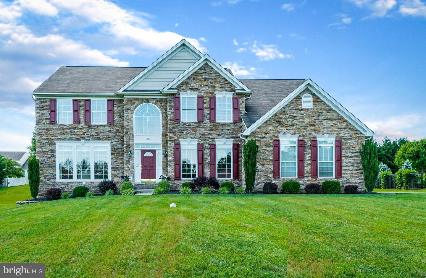 Single Family for Sale at 1910 Swift Fox Ct Fallston, Maryland 21047 United States