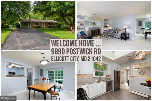 Property for sale at 9890 Postwick Rd, Ellicott City,  Maryland 21042