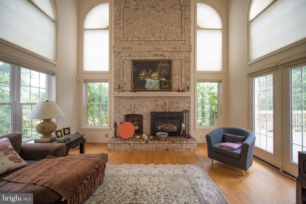 Family Room - 13517 HUNTING HILL WAY, GAITHERSBURG