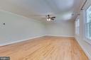 Master bedroom - 16332 HAMPTON RD, HAMILTON