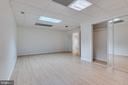 One of the two rooms in the lower level - 16332 HAMPTON RD, HAMILTON
