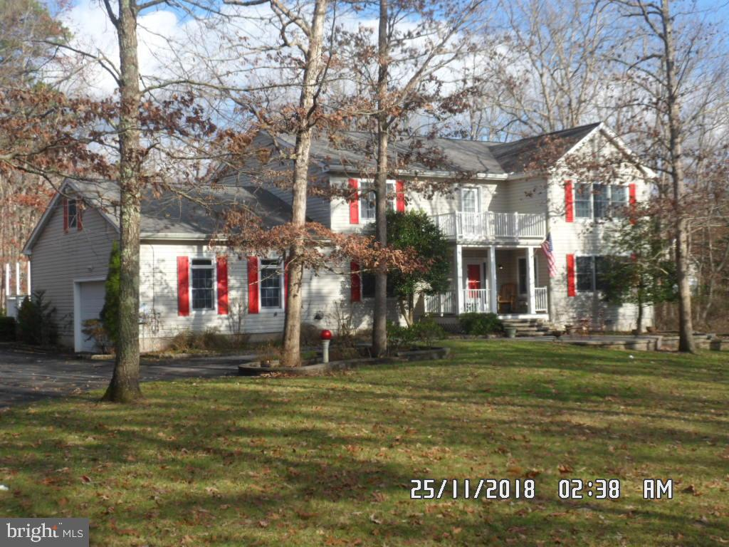 Single Family Homes pour l Vente à Mays Landing, New Jersey 08330 États-Unis