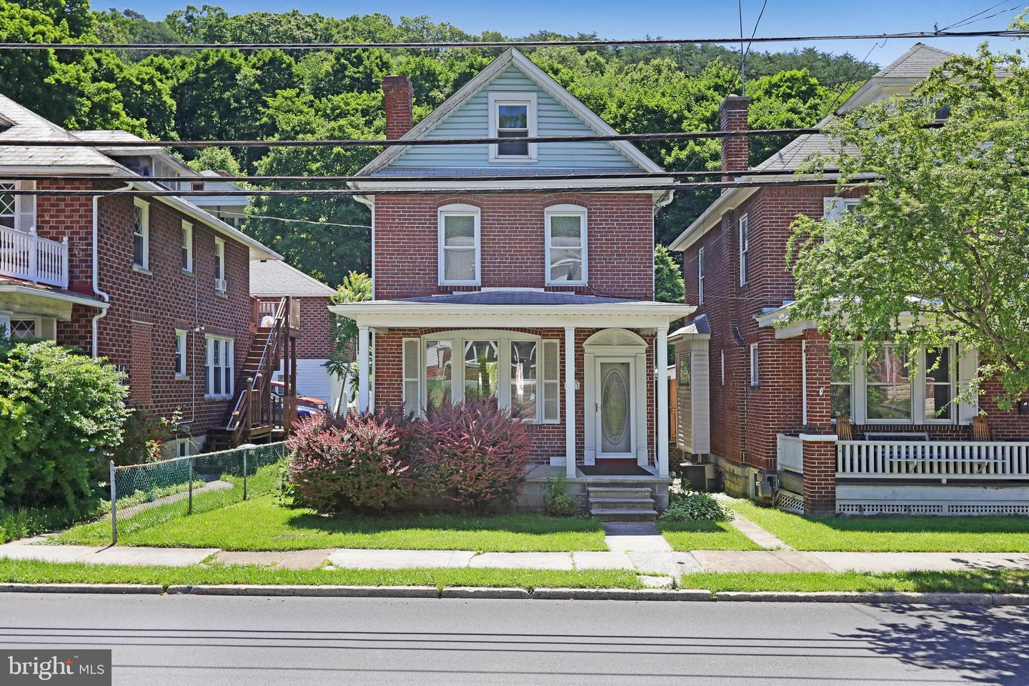Single Family for Sale at 511 Frederick St Cumberland, Maryland 21502 United States