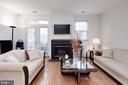 Living Area - 3737 CASSELL PL NE, WASHINGTON