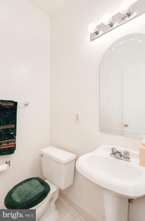 Main Level 1/2 Bath - 3737 CASSELL PL NE, WASHINGTON
