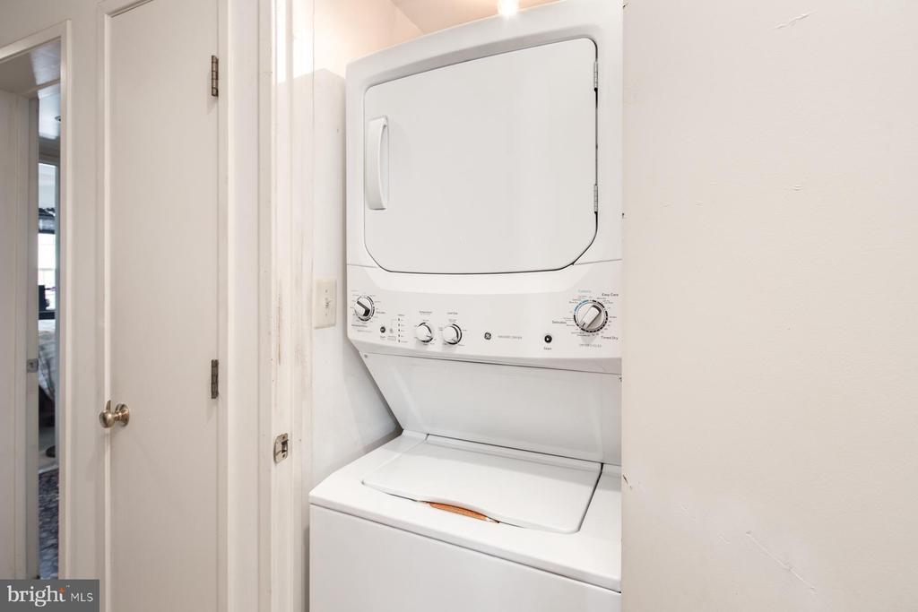 Washer/Dryer - 3737 CASSELL PL NE, WASHINGTON