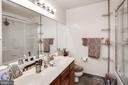 Master Bath - 3737 CASSELL PL NE, WASHINGTON