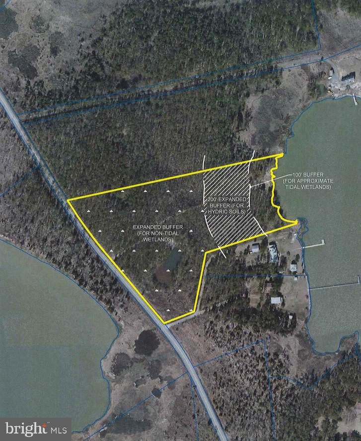 Land for Sale at Cassons Neck Rd Cambridge, Maryland 21613 United States