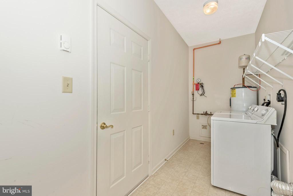 LAUNDRY / UTILITY ROOM - 305 SUNBROOK LN #91, HAGERSTOWN