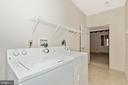 LAUNDRY ROOM - 305 SUNBROOK LN #91, HAGERSTOWN