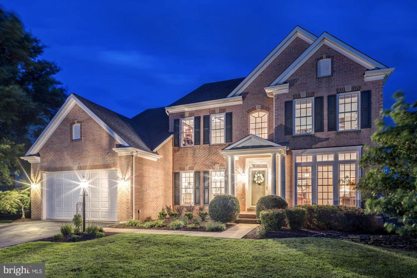 Single Family for Sale at 14224 Snickersville Dr Gainesville, Virginia 20155 United States