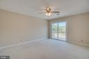 Master Suite With Walkout to Balcony - 111 NAUTICAL CV, STAFFORD