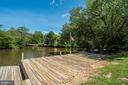 Large 2 Level Dock with Excellent Fishing - 111 NAUTICAL CV, STAFFORD