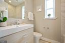 bathroom #2 - 45 MADISON ST NW, WASHINGTON