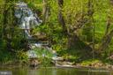 Swim in the cool waters from the waterfall - 1208 BEDINGTON RD, MARTINSBURG