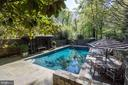 40+ft  length heated swimming pool - 2728 32ND ST NW, WASHINGTON