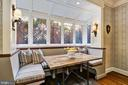 Banquette Window Seating - 2728 32ND ST NW, WASHINGTON