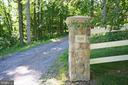 Stone Pillar Entrance to 8199 Peters Rd - 8191 PETERS RD, FREDERICK