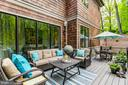 REAR DECK - 5029 38TH ST N, ARLINGTON