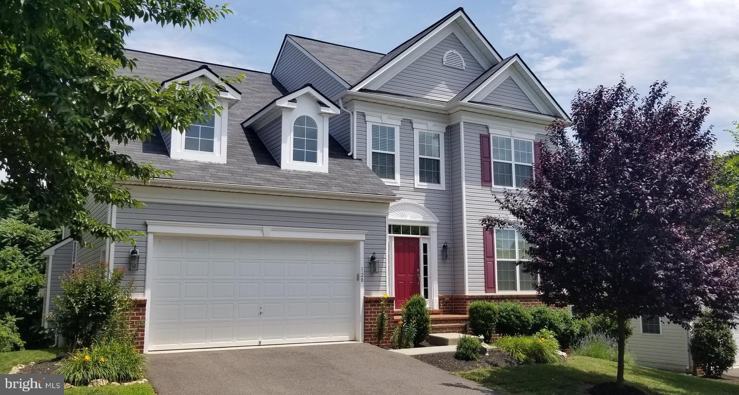 Single Family for Sale at 128 Standpipe Rd Culpeper, Virginia 22701 United States