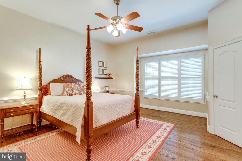 BEDROOM 2 - 1030 HARVEY RD, MCLEAN