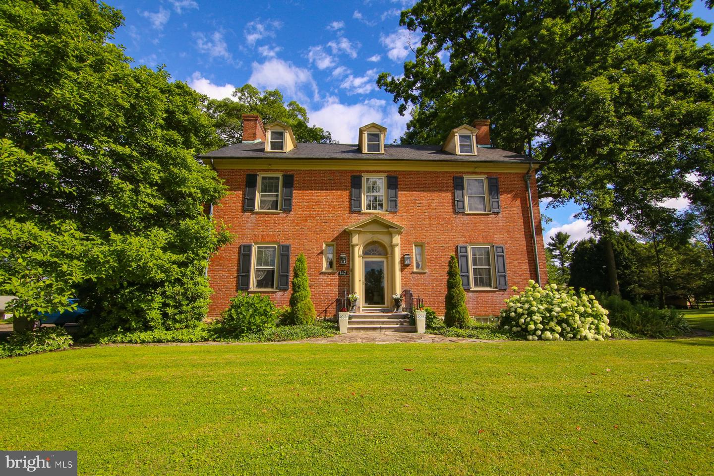 Single Family Homes for Sale at Oxford, Pennsylvania 19363 United States