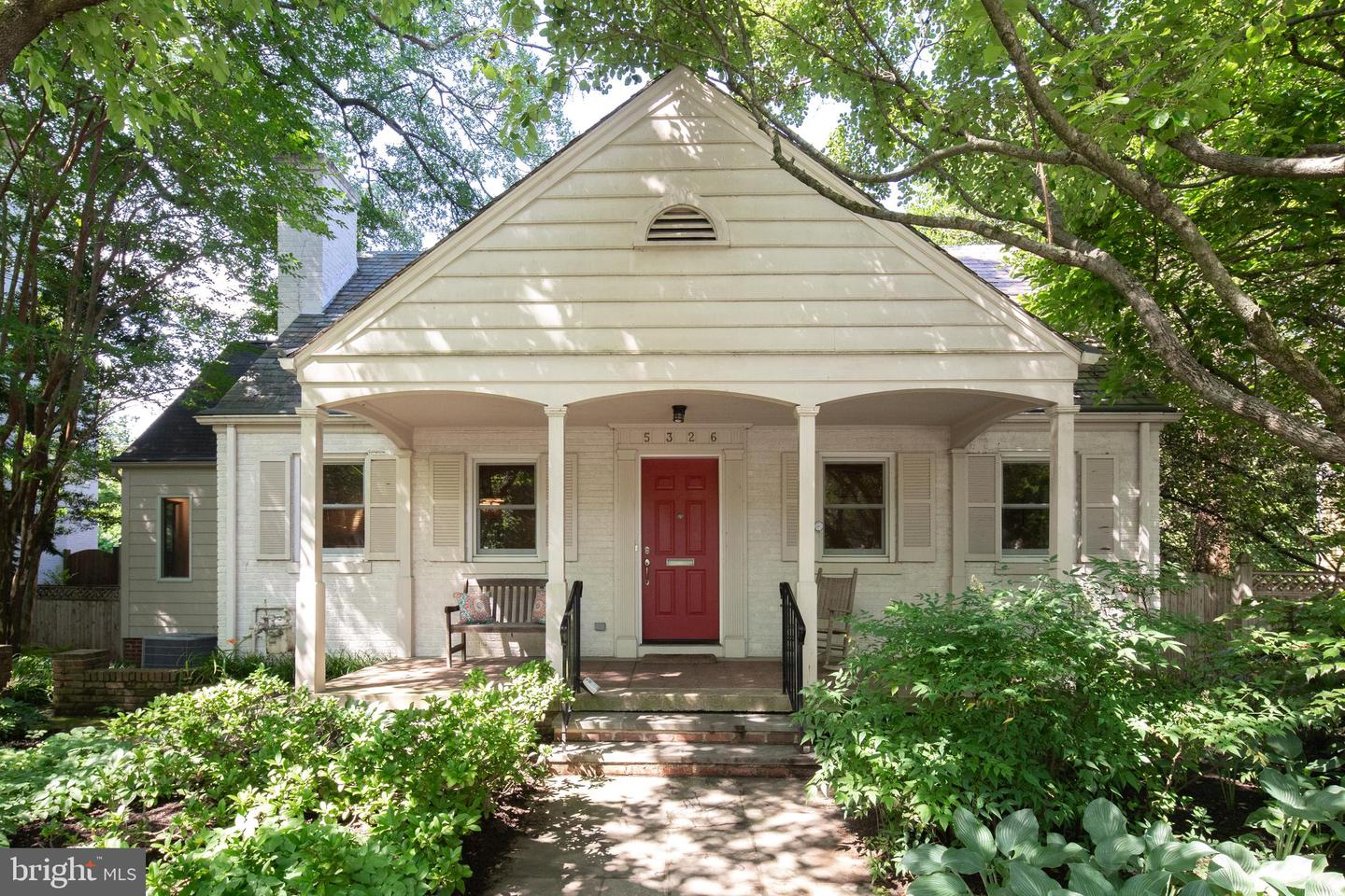 Single Family for Sale at 5326 Sherier Pl NW Washington, District Of Columbia 20016 United States