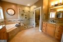 Double vanity  separate shower and tub - 21470 BASIL CT, BROADLANDS