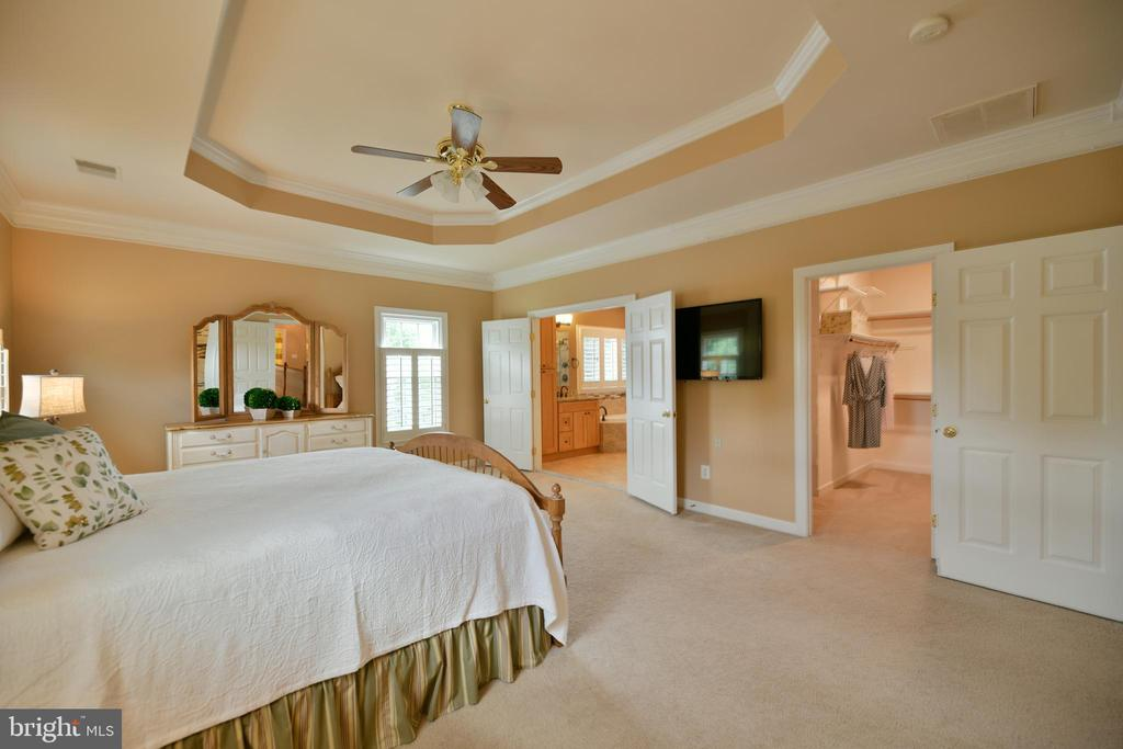 Master bedroom - 21470 BASIL CT, BROADLANDS