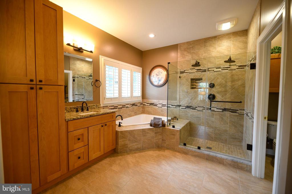 Relaxing soaking tub - 21470 BASIL CT, BROADLANDS