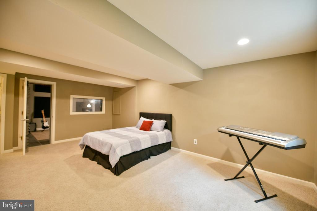 Lower level bedroom #5 - 21470 BASIL CT, BROADLANDS