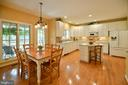 Eat in kitchen area - 21470 BASIL CT, BROADLANDS