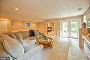 Lower level - 21470 BASIL CT, BROADLANDS