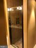 Stone/tile shower - 504 CREEK CROSSING LN, GLEN BURNIE