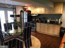 Full Basement kitchen, French door, Waterview - 504 CREEK CROSSING LN, GLEN BURNIE