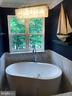 En-suite jacuzzi tub W/ chandelier! waterview! - 504 CREEK CROSSING LN, GLEN BURNIE