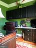 Office @ built-in desk and cabinets - 504 CREEK CROSSING LN, GLEN BURNIE