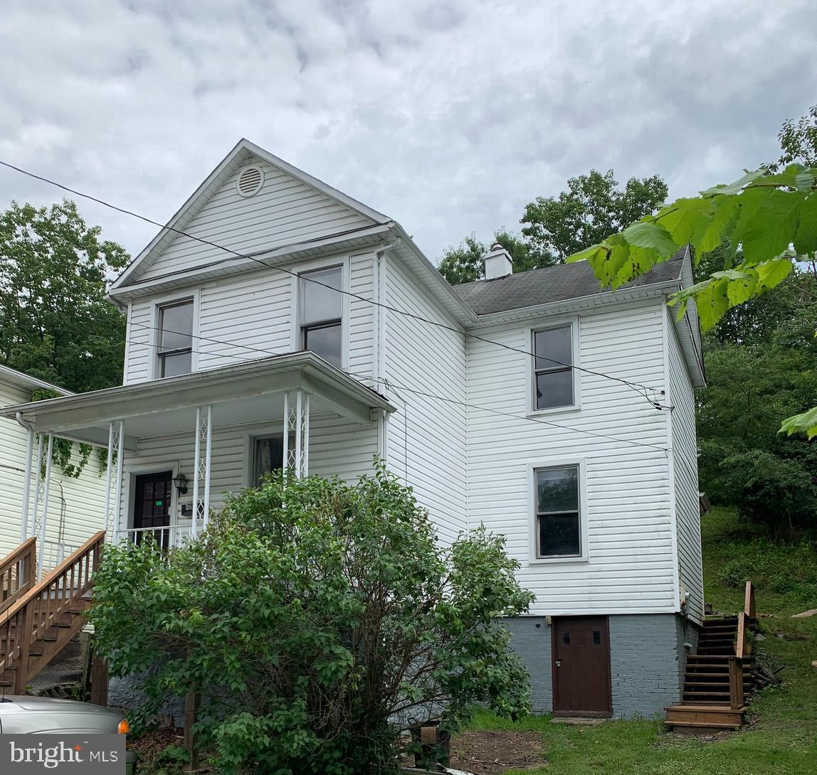 Single Family for Sale at 439 Pine Ave Cumberland, Maryland 21502 United States