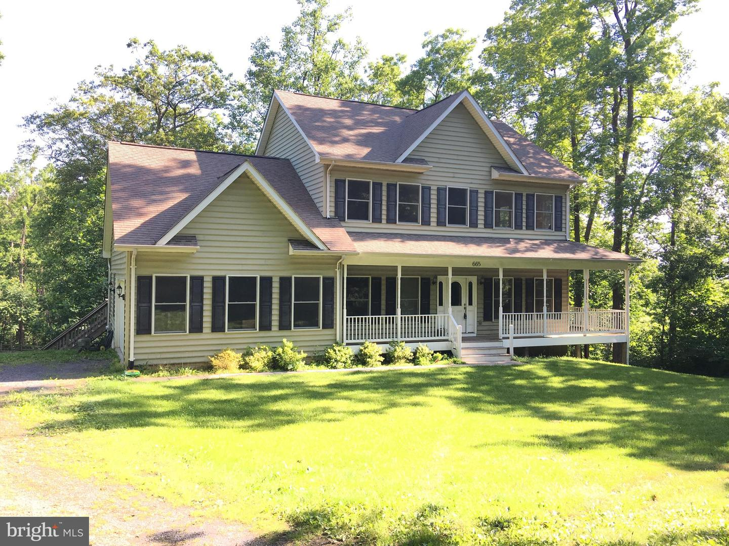 Single Family Homes for Sale at Linden, Virginia 22642 United States