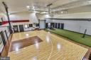 Basketball court and pitching area - 14416 LOYALTY RD, LEESBURG