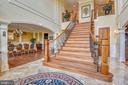 Grand foyer - 14416 LOYALTY RD, LEESBURG