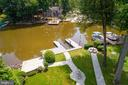 MOTORIZED WATERCRAFT SLIPS ON YOUR PRIVATE DOCK - 100 HARBOURVIEW DR, LOCUST GROVE