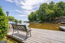 PRIVATE DOCK - 100 HARBOURVIEW DR, LOCUST GROVE