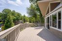LARGE DECK OVERLOOKING THE LAKE - 100 HARBOURVIEW DR, LOCUST GROVE