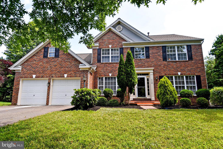 Single Family for Sale at 7736 Beckham Ct Manassas, Virginia 20111 United States
